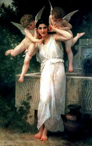 William Adolphe Bouguereau - Juventude