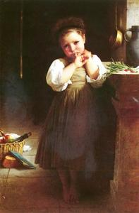 William Adolphe Bouguereau - ESTUDANTES BAD