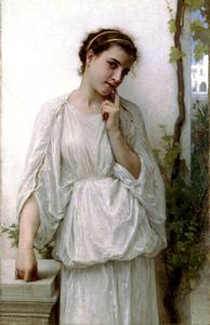 William Adolphe Bouguereau - Devaneio
