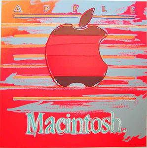 Andy Warhol - A Apple Tp