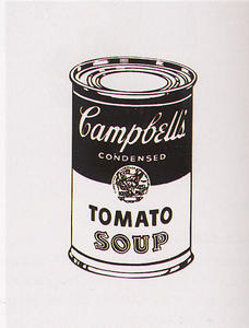 Andy Warhol - Retro Sopa