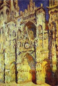 Claude Monet - catedral de rouen
