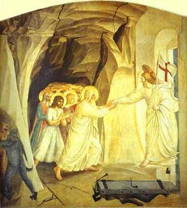 Fra Angelico - Christ no limbo