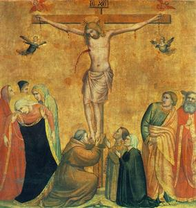Giotto Di Bondone - crucifixo em Munique