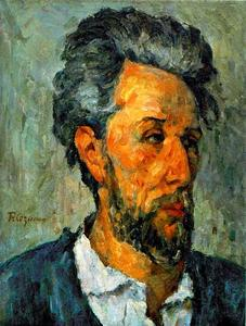 Paul Cezanne - Retrato de Chocquet