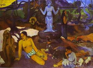 Paul Gauguin - D-où venenos mente That sommes-nous Uo allons-nous ( where do we vem . o que somos . para onde estamos indo )