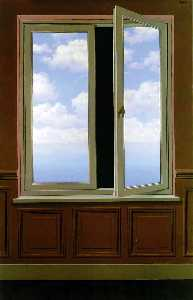 Rene Magritte - In telescopio