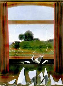 Rene Magritte - chave ao campos