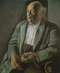 Salvador Dali - retrato do Pai do artista  1925