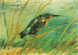 Vincent Van Gogh - Kingfisher, The