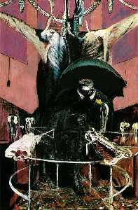 Francis Bacon - original 1946