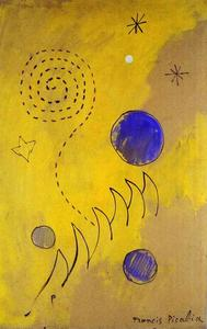 Francis Picabia - Abstract Lausanne (Lausanne Abstrait)
