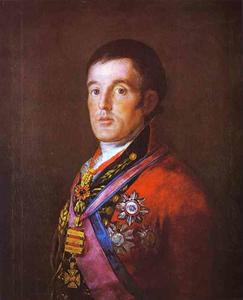 Francisco De Goya - Retrato do Duque de Wellington
