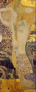 Gustav Klimt - Serpents I