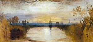 William Turner - chichester canal
