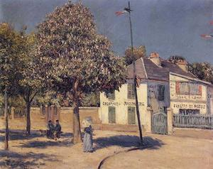 Gustave Caillebotte - o passeio em argenteuil