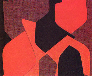 Victor Vasarely - Pompari