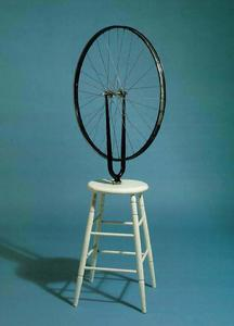 Marcel Duchamp - BICYCLEWHEEL001