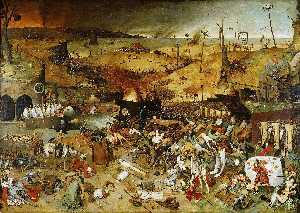 Pieter Bruegel The Elder - o triunfo da morte