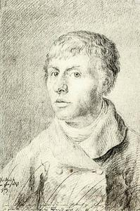Caspar David Friedrich - eu-portrait