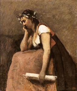 Jean Baptiste Camille Corot - poesia
