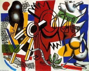 Fernand Leger - Adeus New York