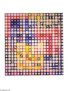 Victor Vasarely - Orion