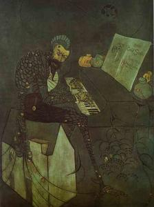 James Abbott Mcneill Whistler - O ouro Scab