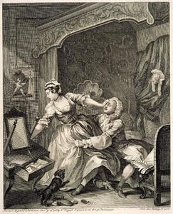 William Hogarth - Antes de 1