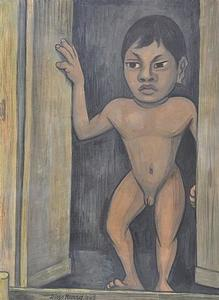 Diego Rivera - Lot 39 Untitled