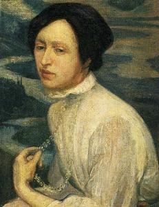 Diego Rivera - Retrato de Angelina Beloff