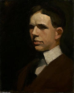 Edward Hopper - eu-portrait