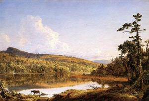 Frederic Edwin Church - norte lago