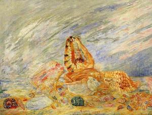 James Ensor - Coquillages 1