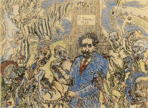 James Ensor - Demons Traquina Me
