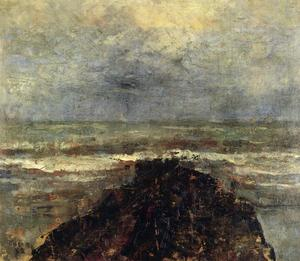 James Ensor - Lame Le Brise