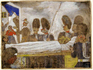 James Ensor - Os gendarmes 1