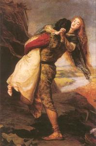 John Everett Millais - o coroa do amor