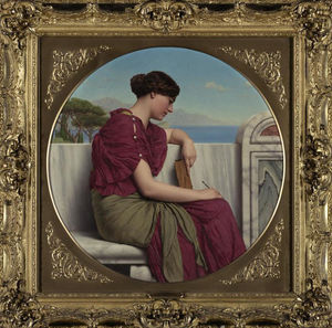 John William Godward - o resposta