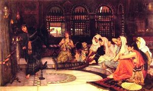 John William Waterhouse - Consultoria da Oracle