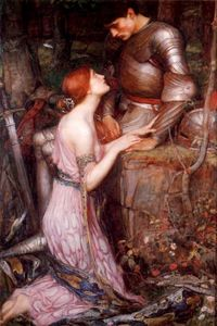 John William Waterhouse - Cavaleiro