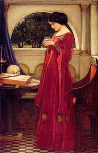 John William Waterhouse - A Bola