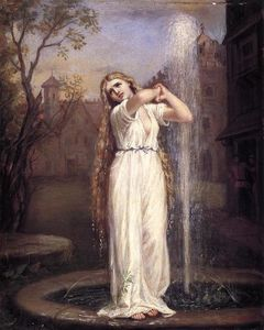 John William Waterhouse - Undine