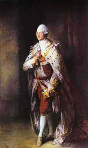 Thomas Gainsborough - Henry Frederick , Duque of Cumberland