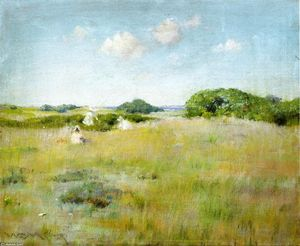 William Merritt Chase - a verão dia