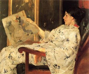 William Merritt Chase - Cópia do japonês