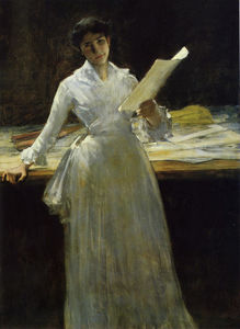 William Merritt Chase - memórias