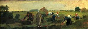 Winslow Homer - Os Gleaners