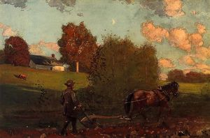 Winslow Homer - The Last Sulco