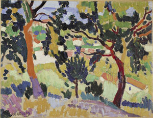André Derain - o estaque